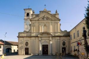 Olcenengo - Chiesa dei Santi Quirico e Giulitta
