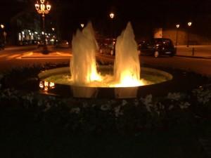 Fontana Viale dei Pini