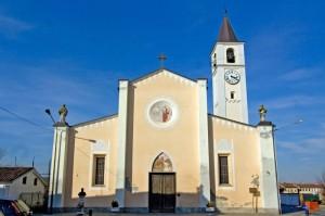 Motta dei' Conti - Chiesa dell'Annunziata
