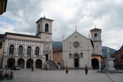 Norcia - Piazza di Norcia