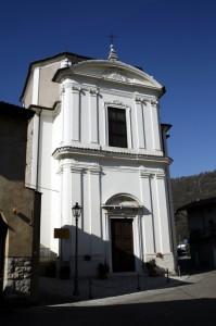 Collebeato - Santuario della Madonna di Calvarola