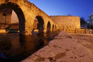 Fontana di Laterza fisheye
