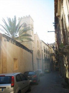 Siracusa chiesa di San Martino