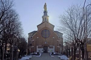 Tortona - Basilica della Madonna della Guardia