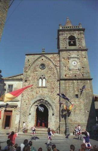 Geraci Siculo - Chiesa Madre di geraci Siculo