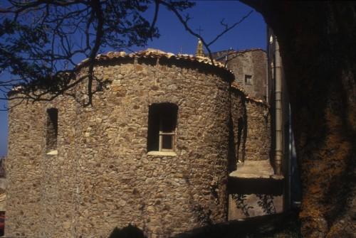 Geraci Siculo - Veduta particolare della Chiesa di S. Stefano