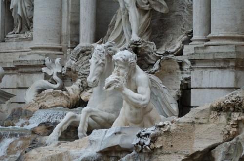 Roma - fontana di trev