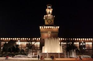 """Milano """"Piazza Castello"""""""