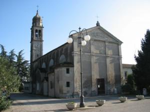 La chiesa di Presciane