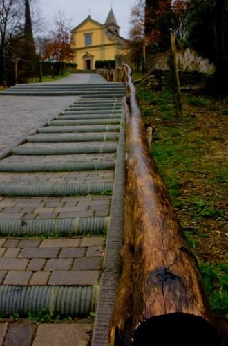 Dicomano - Stretta è la via che porta..............(s. Giovanni Battista)