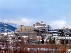 Parrocchiale e castello