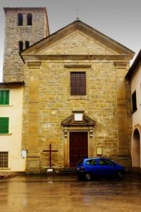 Badia di  Santa Reparata (facciata)