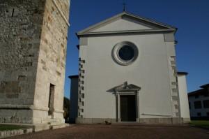 La chiesa di Ziracco