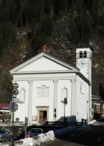 chiesetta di Arta Terme