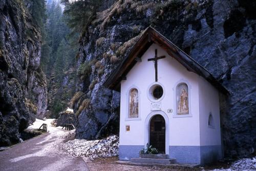 Rocca Pietore - Chiesetta nei Serai di Sottoguda di Rocca Pietore (Belluno)