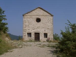 Cappella campestre SS. Annunziata di Gorrino