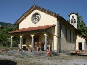 La chiesa di Limestre