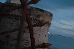 Castello aragonese(c'è una chiesetta all'interno a presto le sue foto)