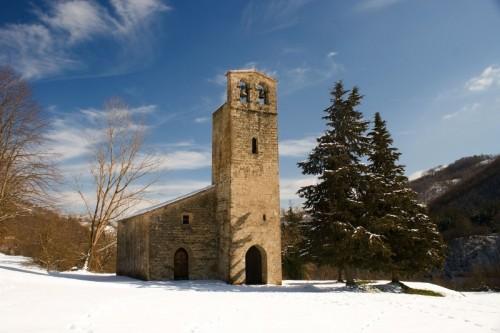 Montemonaco - Chiesa di S. Giorgio all'Isola