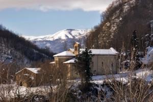 Chiesa di San Francesco - Frazione Borgo - Arquata del Tronto
