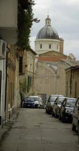 Chiesa di ortona attraverso i vicoli