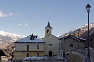 Brissogne - Santa Caterina