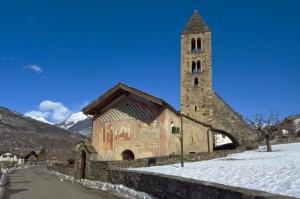 Gressan - Sainte Marie Magdeleine de Villa