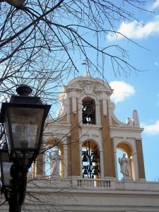 Campanile della Chiesa del Carmine - Taranto