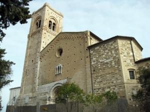 Antico Duomo di san Severino Marche