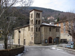 Chiesa di Serra San Quirico
