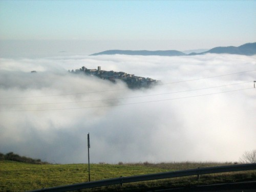 Capracotta - sulle nuvole