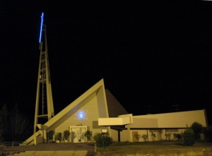 La modernissima parrocchiale