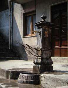 Fontana a S. Severino