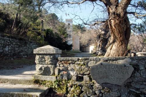 Marciana - Santuario della Madonna del Monte