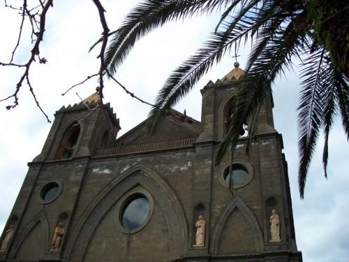 Caserta - Chiesa di S.Maria delle Grazie Caserta - Vaccheria