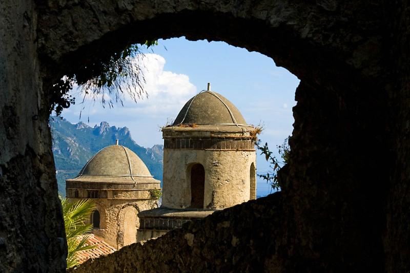 ''Chiesa dell'Annunziata riquadro'' - Ravello