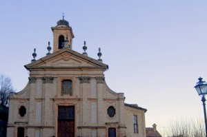 Guarene - Chiesa dei Santi Bartolomeo e Pietro