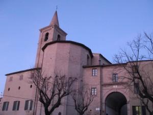 L'abside di S.Giovanni Battista