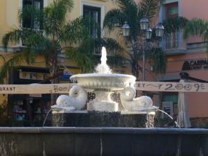 Fontana restaurata