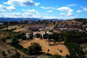 Panoramica del Convento di S. Antonio (anno 1492)