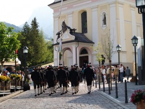 Schutzen a messa