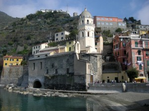 Chiesa di S. Margherita d'Antiochia 3 - Vernazza