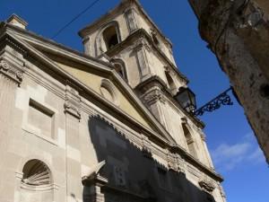 Chiesa di San Michele e campanile del Peruzzi