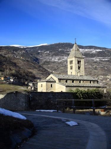 Villeneuve - chiesa St. Maria a Villeneuve