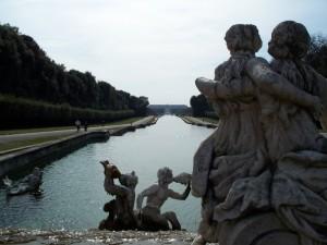 Particolare Fontana di Cerere Reggia di Caserta