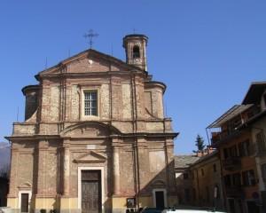 Parrocchia di San Genesio e Sant'Anna
