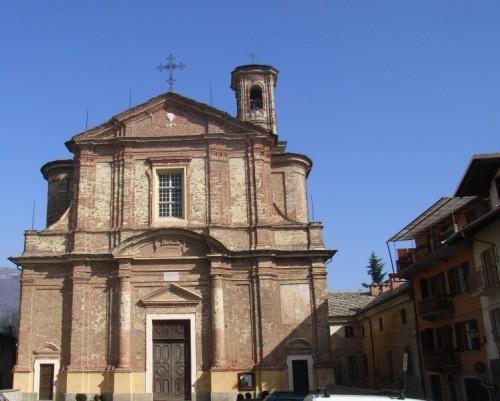 Corio - Parrocchia di San Genesio e Sant'Anna