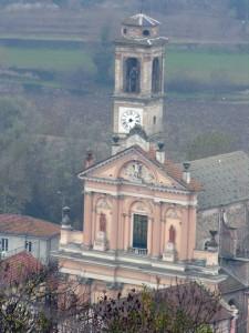 Chiesa di S.Michele e campanile