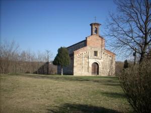 Chiesetta Romanica S.Secondo di Cortazzone