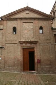La Chiesa di San Giovanni Battista intramura